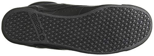Reebok Women's Freestyle Hi Walking Shoe, Black, 5 M US by Reebok (Image #3)