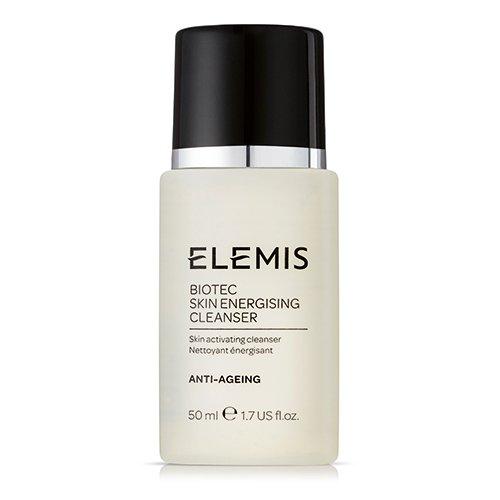 ELEMIS BIOTEC Skin Energizing Cleanser, Skin Activating Cleanser, Travel Size, 1.6 fl. oz. (Energizing Face Wash)