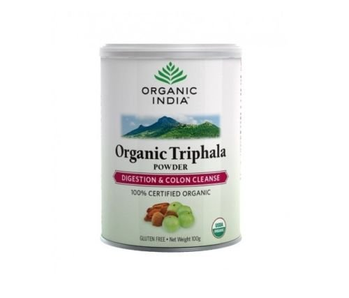 Organic India Triphala Powder by Organic India