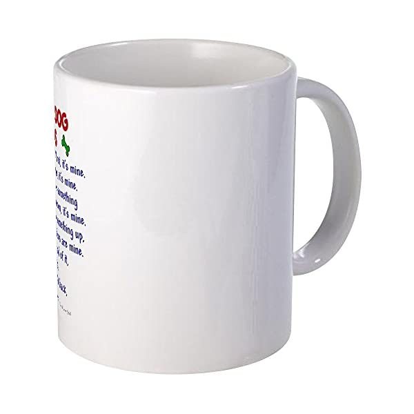 CafePress Portuguese Water Dog Property Laws 2 Mug Unique Coffee Mug, Coffee Cup 2