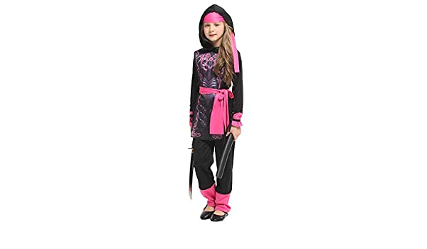 Disfraz de halloween para niñas Traje de Naruto de los niños ...