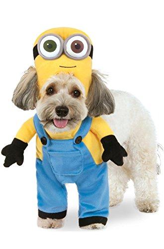 [Minion Bob Arms Pet Suit, Large] (Gru Dog Costume)