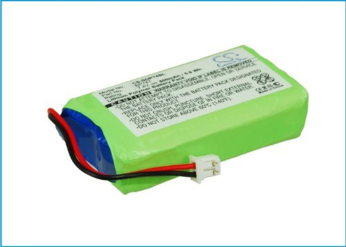 Battery Replacement for DOGTRA 2502T B Transmitter 3500NCP Transmitter 3500T Transmitter 3500TX Transmitter 3502NCP Super X Collar 3502NCP Transmitter Transmitter 2500B by BCXY