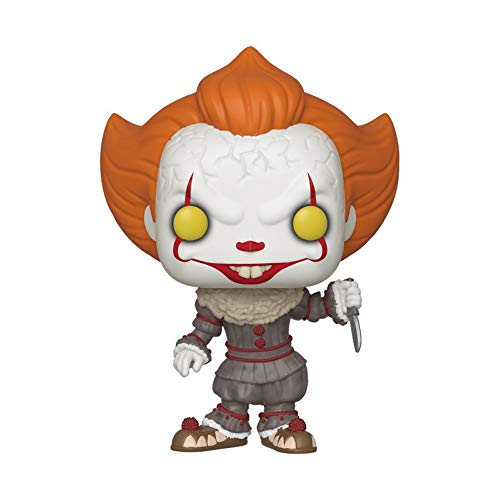 Pop Vinyl Movies It Chapter 2 - Pennywise W/ Blade