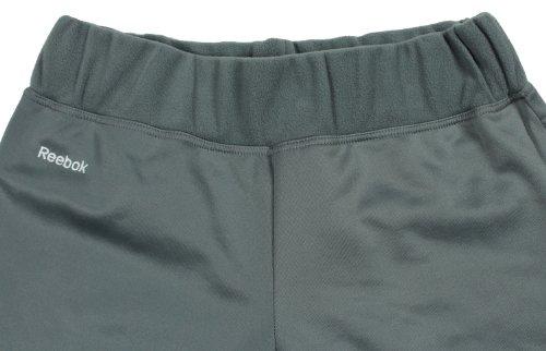 Reebok para mujer Tech pantalones de forro, L, Graphite Graphite