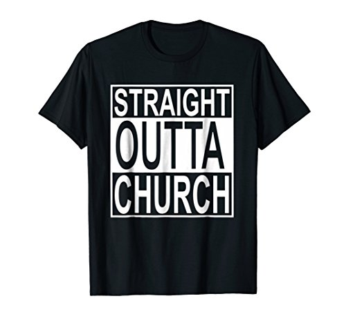 Straight Outta Church by Straight Outta Nuts