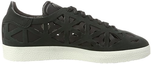 Black core Femme Gazelle core Adidas Sneakers White off Cutout Noir Basses Black 4Uqf0qw