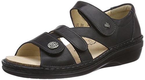 Women's Black Nappa Leather Sintra Comfort Finn 0qUHq