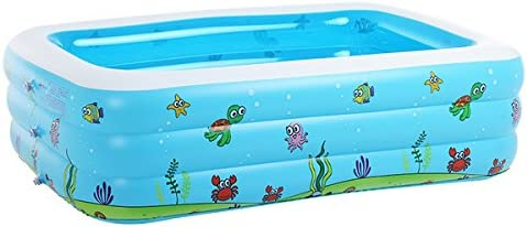 Amazon.com: Hawkeye Piscina infantil, piscina inflable para ...