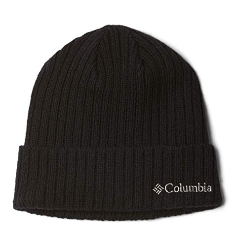 Columbia Watch Cap II, Black/White Marled, One Size (Warm Hats For Men)