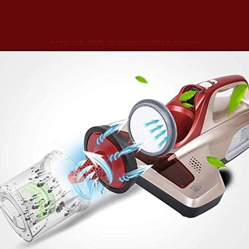 Aspirateur Acariens Collecteur UV 600 W Filtres HEPA Anti Acariens Aspirateur Portable Portable Matelas pour Oreillers Couvre Lits Jouets Maison Voiture Perfect