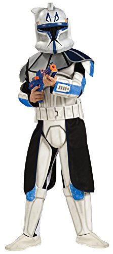 SALES4YA Kids-costume Clonetrooper Rex Deluxe Child Small Halloween Costume]()