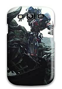New KyAvYUV8036vazKX Transformers Age Of Extinction Tpu Cover Case For Galaxy S3