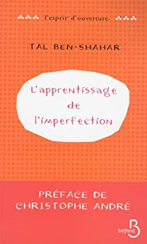 L'apprentissage de l'imperfection par Ben-shahar