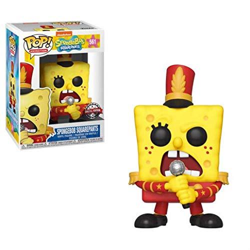 Funko Pop! Animation: Spongebob Squarepants - Spongebob #561 (Exclusive)
