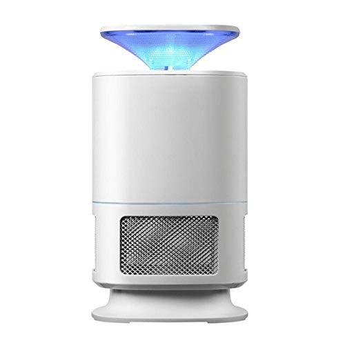 New Photocatalyst Mosquito Traps Lamp Safe for Baby Pregnant Woman Home LED Insect Killer Bug Zapper Light Summer Mosquito Lamp   220V White