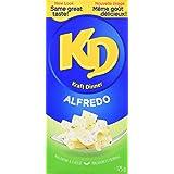 Kraft Dinner Alfredo Macaroni & Cheese, 175g (Pack of 24)
