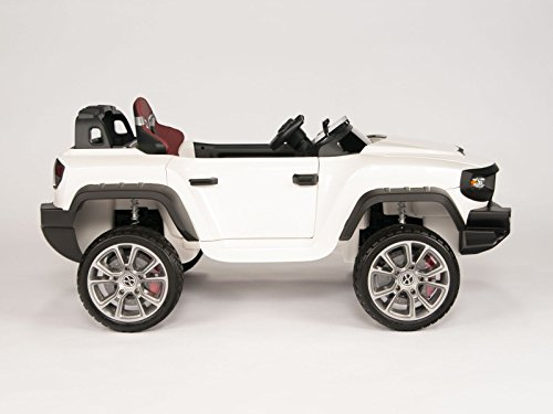 Henes Broon T870 Kids Ride On Jeep 24V Power with Rubber Wheels