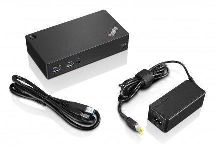 Lenovo Thinkpad USB 3.0 Ultra Dock US (40A80045US)