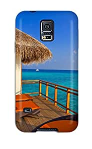 Defender Case With Nice Appearance (resort) For Galaxy S5