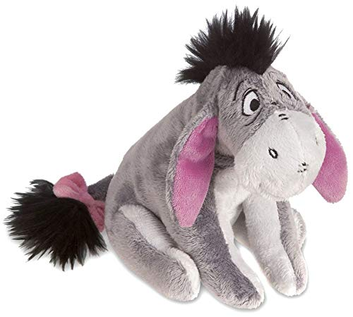 Stuffed Toy 7' Plush (Disney Eeyore Plush Mini Bean Bag Toy -- 7'')