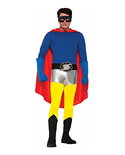 Adult (Diy Superhero Costumes For Adults)