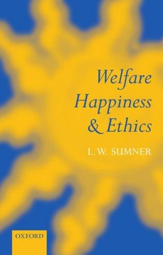 Welfare, Happiness, and Ethics