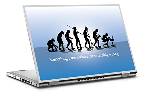 Ken Jones Graphics Laptop/Notebook Skin Sticker Art Decal Fits 13.3