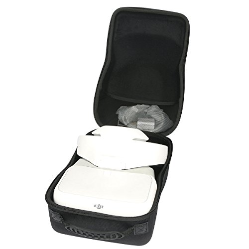 Khanka Hard Case for DJI Goggles 1080p HD Immersive FPV Drone Accessory