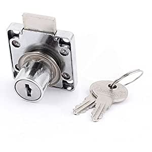 Fuxell Latches Home Desk Drawer Hardware Cabinet Security