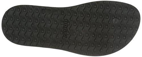 Bogs Mens Hudson Rubber Flip-Flop Black MjuLQF6