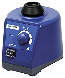 Scilogex 821200049999 Mx-s Variable Speed Vortex Mixer, 110v60hz, Us Plug