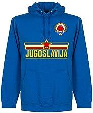 Yugoslavia Team Hoodie - Royal