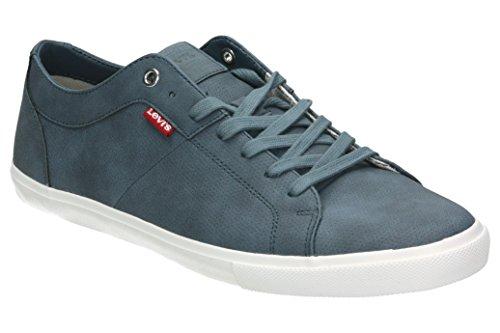 Levis Damen Woods W Sneaker Blau