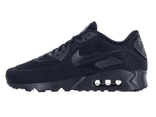 Nike Hombres Air Max 90 Ultra Br Midnight Navy Mesh