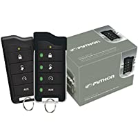 Python 5806P 2Way LED Security Remote Start System