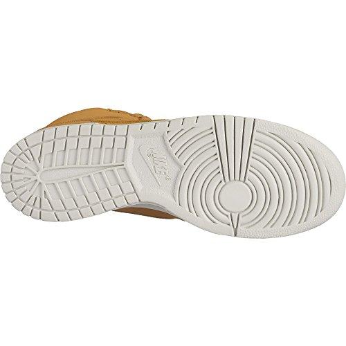 Outlet 2018 Nuevo Envío gratis Ebay Nike Zapatillas De Deporte Para Hombre De Alta Baloncesto De Trigo / De Trigo Luz Blanca Como El Hueso Venta de alta calidad ZMDc0