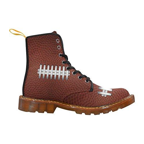 D-story Schoenen American Football Lace Up Martin Boots Voor Heren