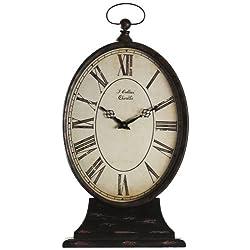 ZENTIQUE Paris Table Clock