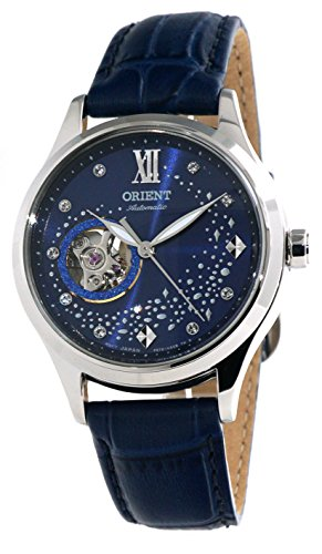 - Orient Fashionable Automatic 'Blue Moon' Open Heart Watch RA-AG0018L