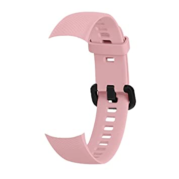Lepeuxi Smartwatch Band Reemplazo Pulsera de Gel de sílice Correa ...