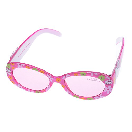 Hello Kitty Young Kid Floral Design - Sun Hello Kitty Glasses