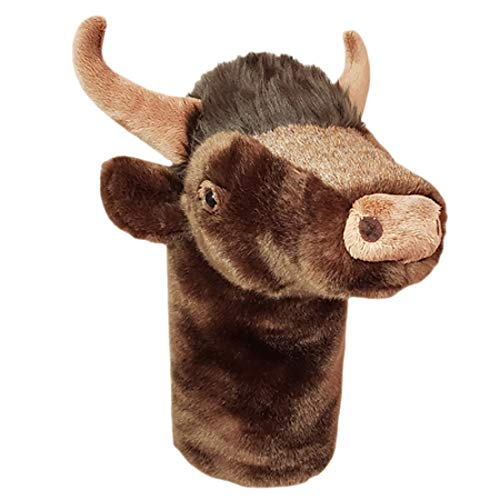 Daphnes Spanish Bull Headcover for Driver