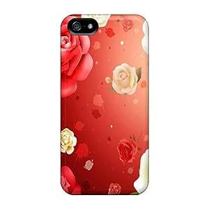 TinaMacKenzie Premium Protective Hard Cases For Iphone 5/5s- Nice Design - 2011 05