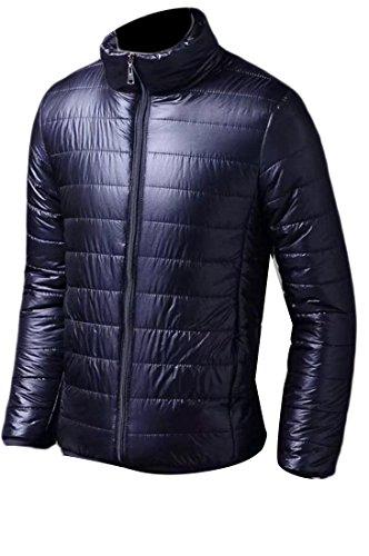Outwear Men's Lightweight amp;S Zipper Jacket Packable Down 2 Overcot Parka Puffer M amp;W Winter ZBqYgAawA