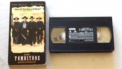 Top 10 best vhs used movies