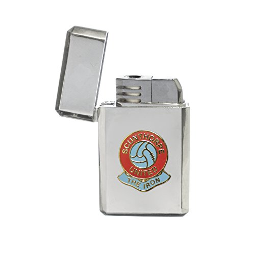 fan products of Scunthorpe United football club stormproof gas lighter