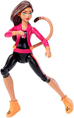 (DC Super Hero Girls Cheetah Action)