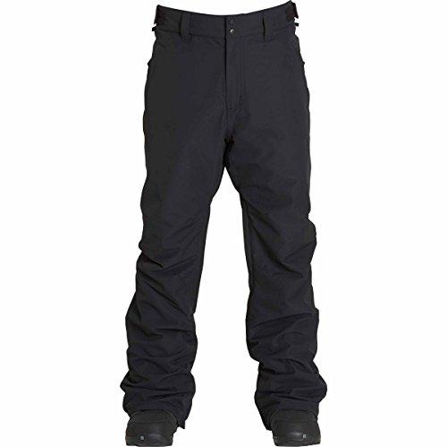 Billabong Snow Pants (Billabong Men's Lowdown Snowbard Pant, Black, XL)