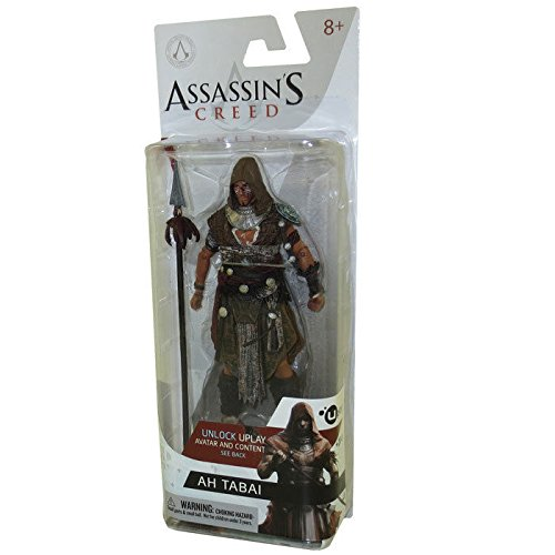 McFarlane Toys Action Figure - Assassin's Creed Series 3 - AH TABAI - New ^G#fbhre-h4 8rdsf-tg1379900